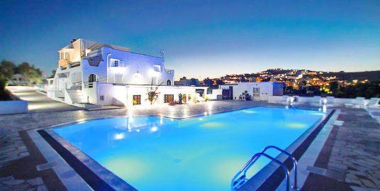 Big Villa for sale in Santorini, Akrotiri