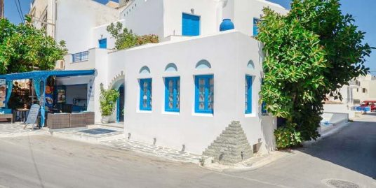 Hotel for Sale at Naxos Island of 20 Apartments