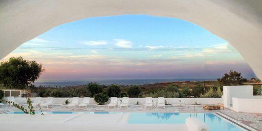 Hotel for sale Santorini