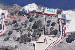 Land to Built at Caldera Santorini 1