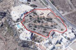 Land to Built at Caldera Santorini 2