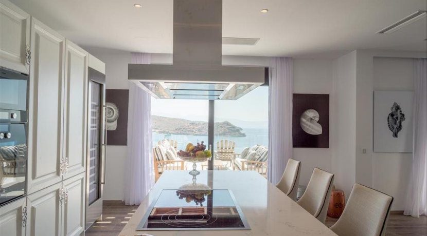 Luxury Villas Elounda 1st on the sea 5