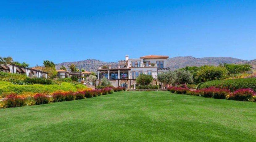 Magnificent Villa Elounda Crete 1