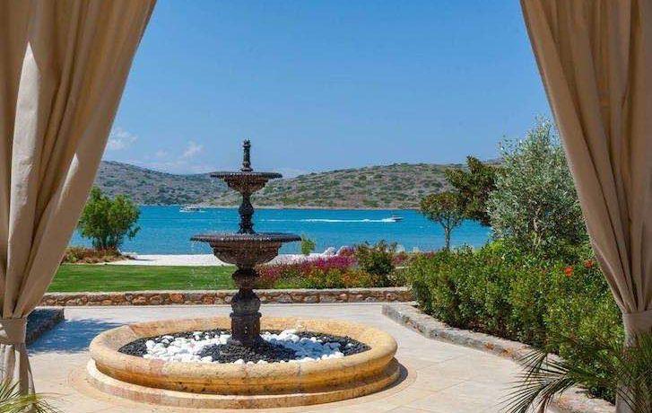 Magnificent Villa Elounda Crete 2