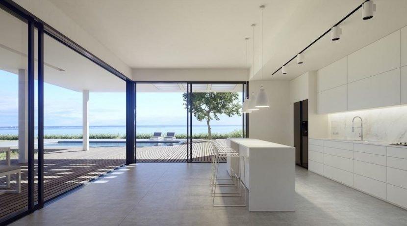 New Seafront Villa at Kassandra4