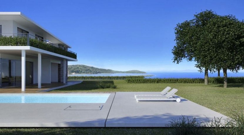 New Seafront Villa at Kassandra8