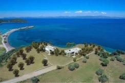New Seafront Villa at Kassandra9