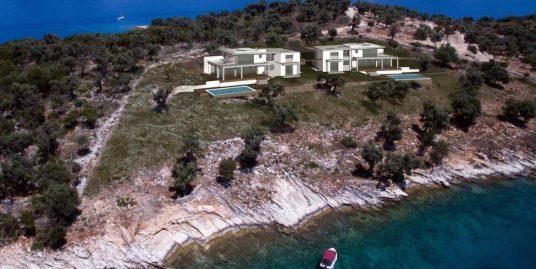 NEW Seafront Villa at Lefkada Greece, Lefkas