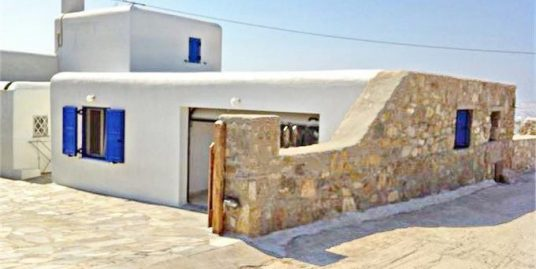 Opportunity in Mykonos, House with 3 Bedrooms in low price