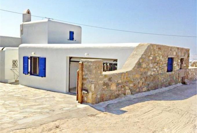 Opportunity in Mykonos Detached House in Low Price1