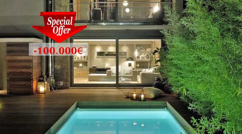 Luxury Houses At Panorama Thessaloniki with reduced Price