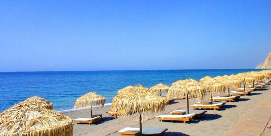 Opportunity, Restaurant Beach Bar in Santorini EXCLUSIVE