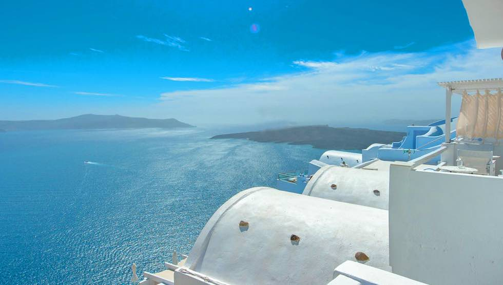 Santorini Caldera 2 Cave Houses of 170 Sq.m in Total EXCLUSIVE