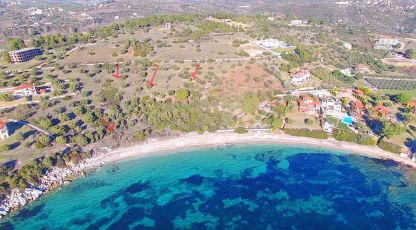Seafront Land Nikiti Halkidiki Agios Ioannis 0
