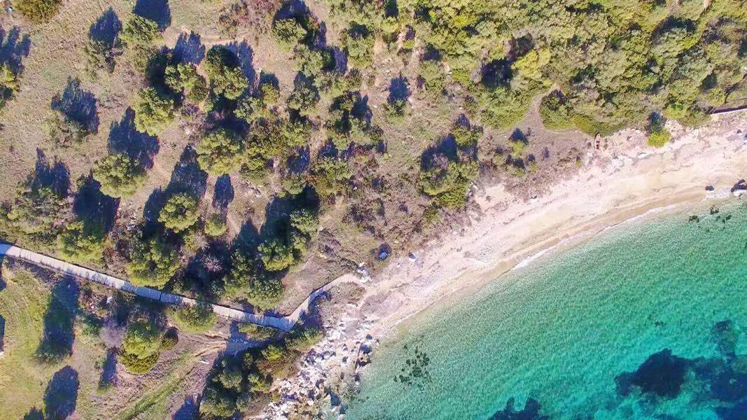 Seafront Land Ideal for Hotel Agios Ioannis Nikiti Halkidiki EXCLUSIVE