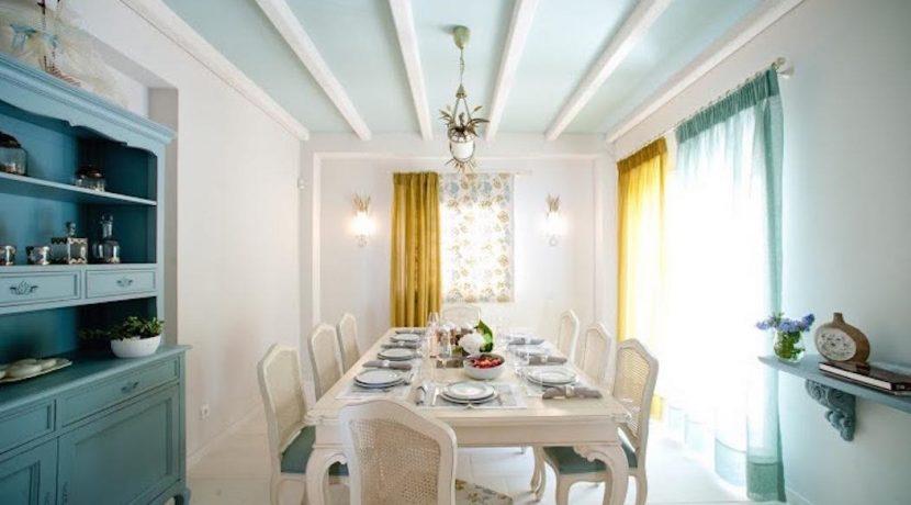 Seafront Luxury Villa Corfu Greece 1