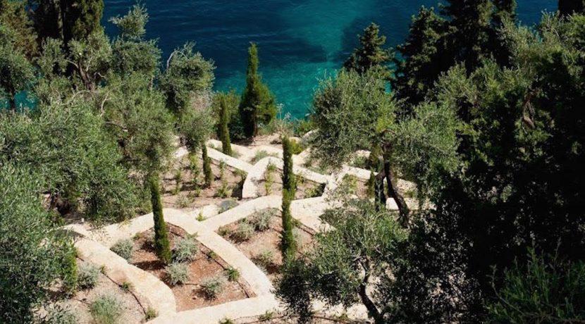 Seafront Luxury Villa Corfu Greece 10