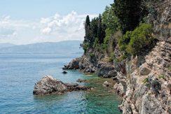 Seafront Luxury Villa Corfu Greece 12