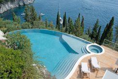 Seafront Luxury Villa Corfu Greece 13