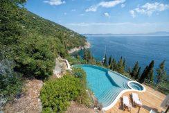 Seafront Luxury Villa Corfu Greece 14