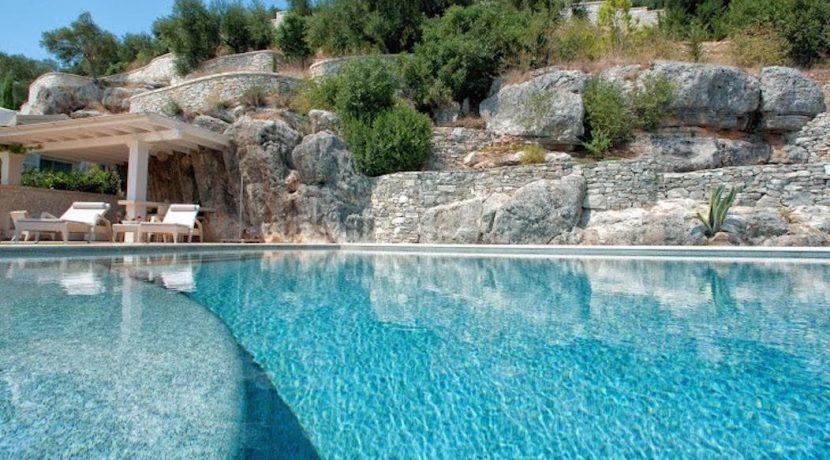 Seafront Luxury Villa Corfu Greece 17