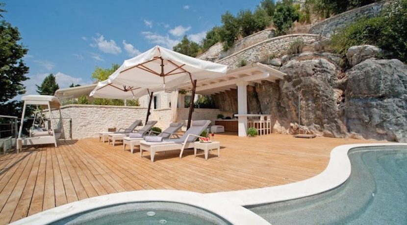 Seafront Luxury Villa Corfu Greece 28