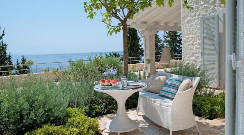 Seafront Luxury Villa Corfu Greece 3