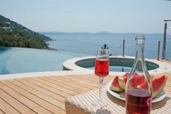Seafront Luxury Villa Corfu Greece 30