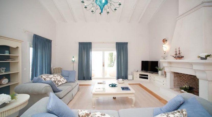 Seafront Luxury Villa Corfu Greece 5