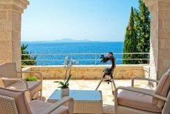 Seafront Luxury Villa Corfu Greece 9
