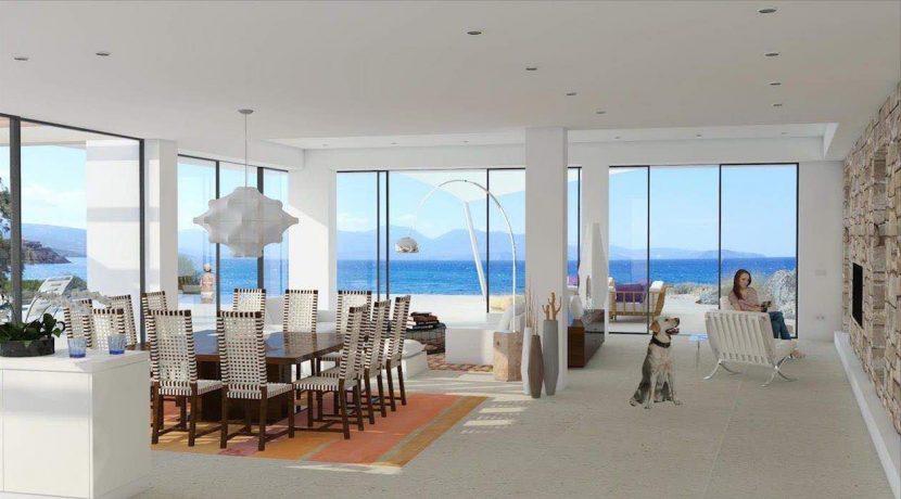 Seafront Luxury Villas Crete Greece 11