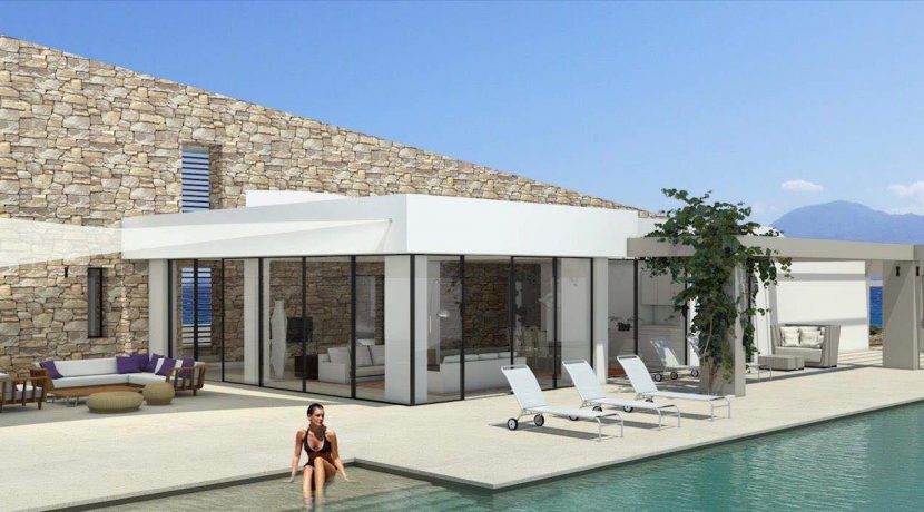 Seafront Luxury Villas Crete Greece 9