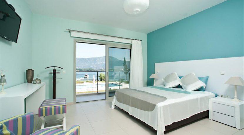 Seafront Minimal Villa at Corfu Greece for sale 13