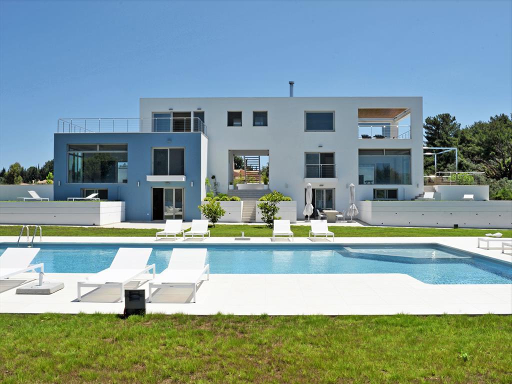1st at the sea Minimal Villa at Corfu of 470 sq.m, Dassia