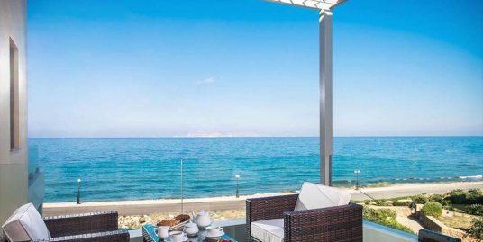 Seafront Villa of 204 sq.m in Gouves near Heraklio Crete