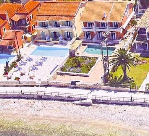 Seafront Villa at Corfu 2