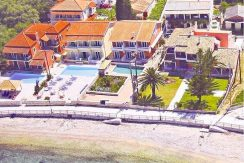 Detached Seafront House, Direct Access at the beach in Corfu, Top Villas, Real Estate Greece, Property in Greece