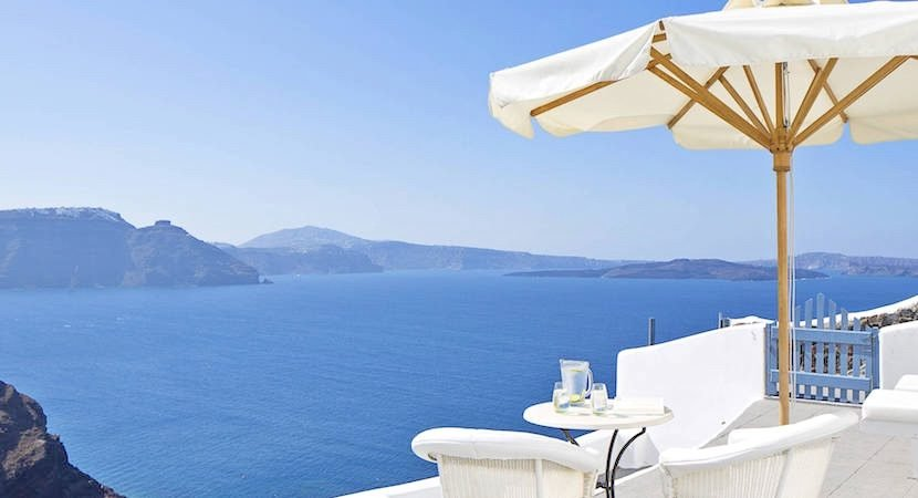 Super Villa Oia Santorini for Sale 0