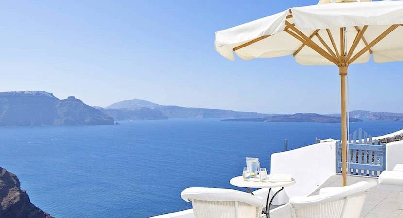 Super Villa Oia Santorini for Sale 0