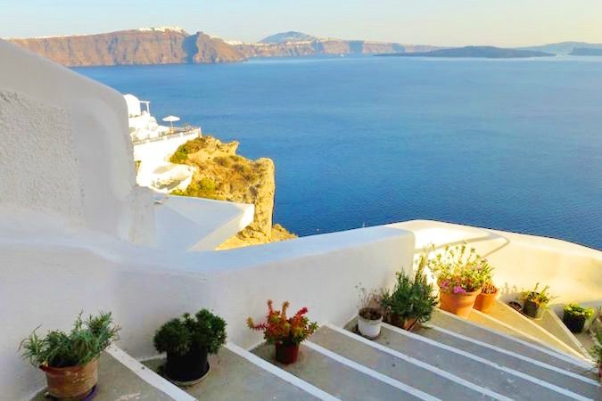 Super Villa Oia Santorini for Sale 1