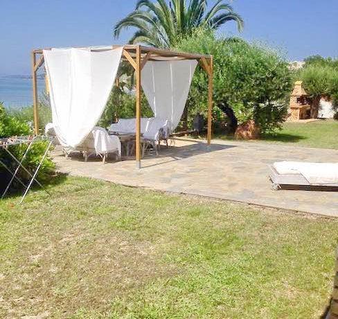 Villa 1st at the sea Corfu Greece 10