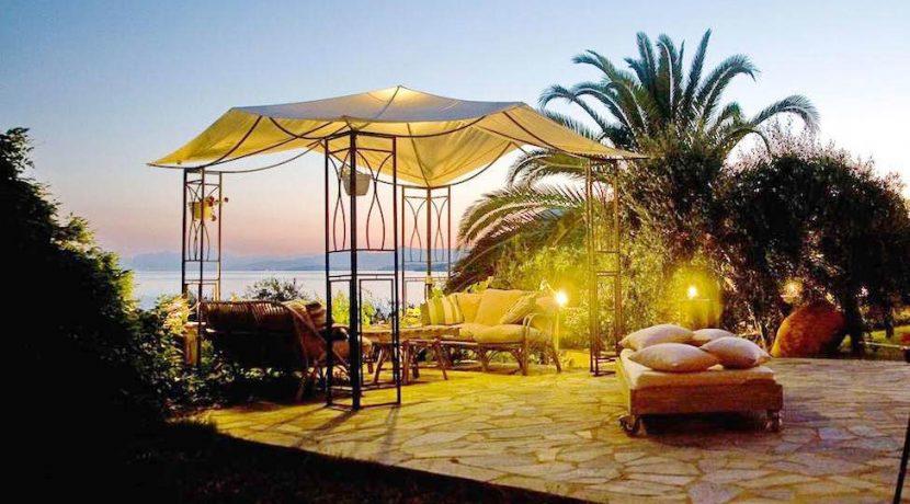 Villa 1st at the sea Corfu Greece 14