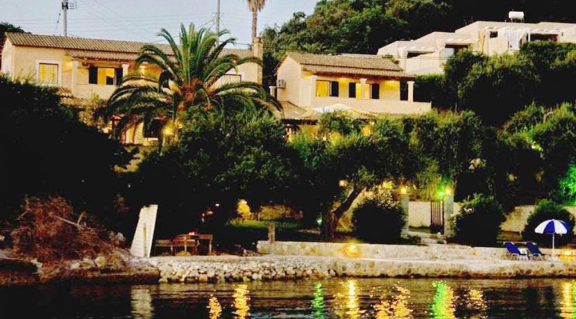 Villa 1st at the sea Corfu Greece 20
