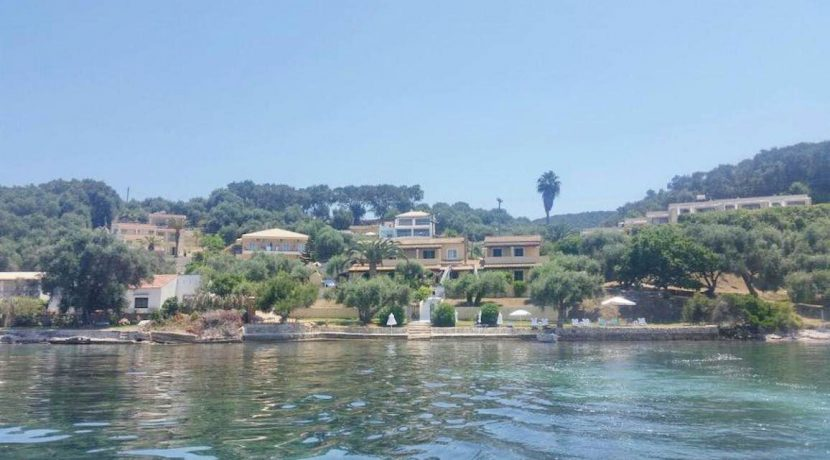 Villa 1st at the sea Corfu Greece 25