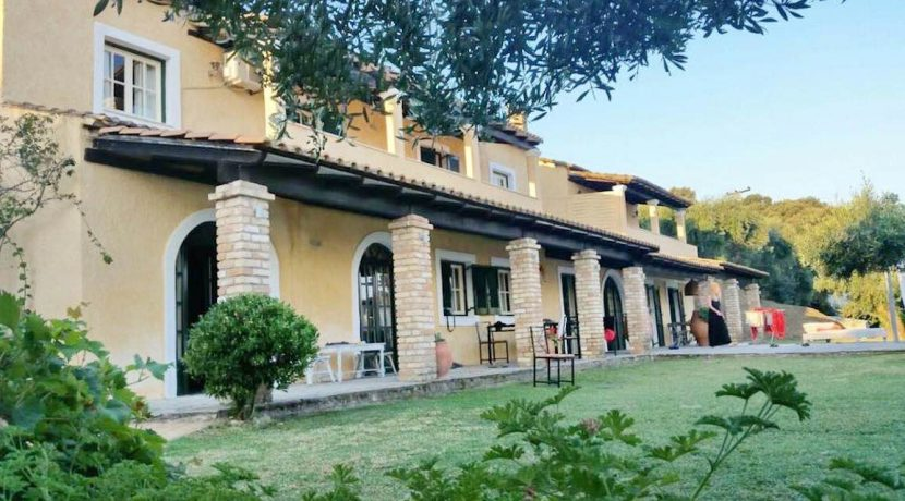 Villa 1st at the sea Corfu Greece 26