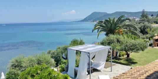 Villa 1st at the Sea at Corfu, with private beach
