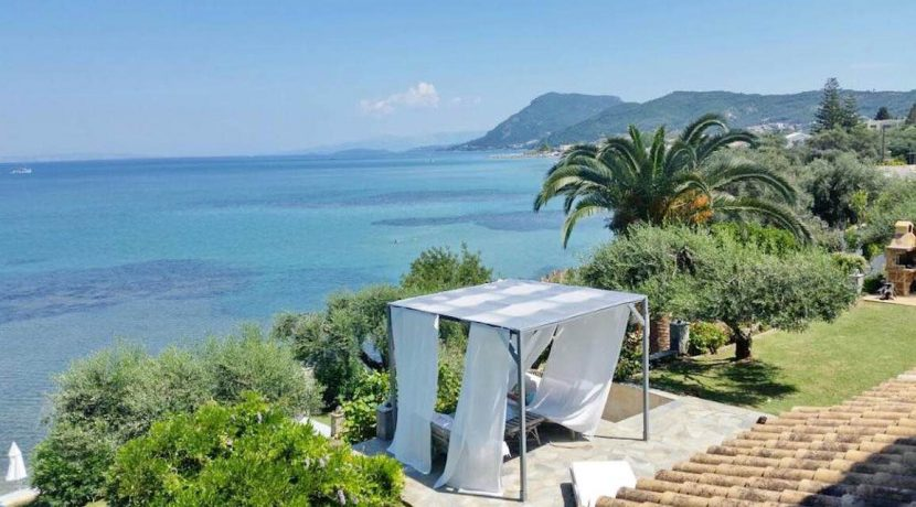 Villa 1st at the sea Corfu Greece 27