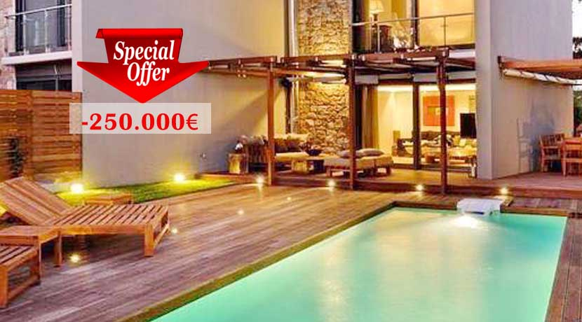 Grab This Opportunity! New House for Sale at Panorama Thessaloniki in offer. Reduced just for a few Weeks