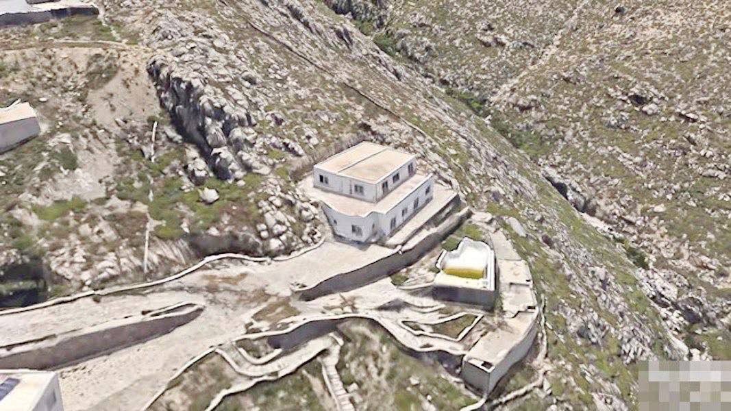 Villa in Mykonos of 380 sq.m with Excellent Sea View (Semi-finished) EXCLSUSIVE