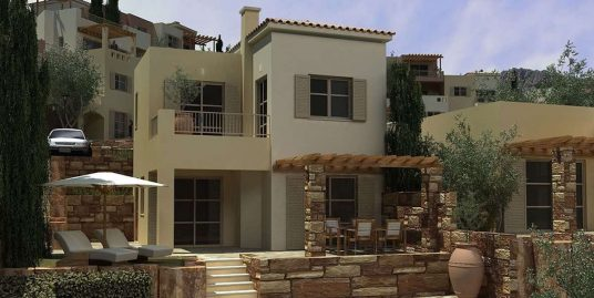 Villa with Sea view Crete, Kastelli
